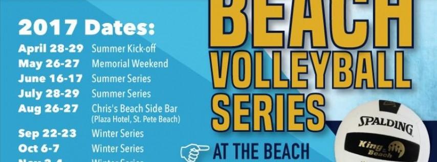 Beach Volleyball Series   Memorial Day Weekend Tournament