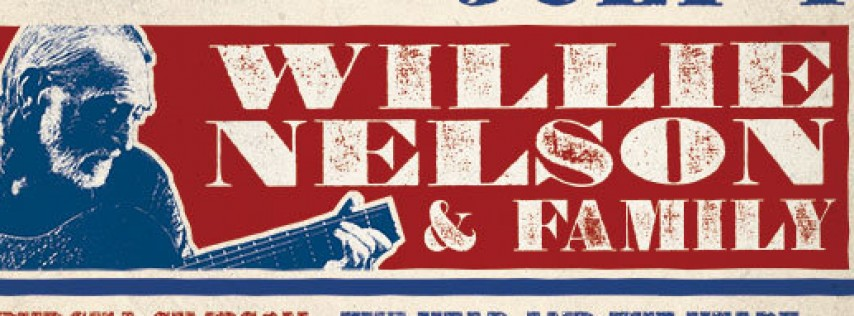 Willie Nelson's 4th Of July Picnic presented by Budweiser