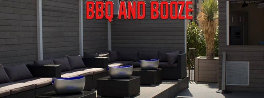 Memorial Day Weekend Kickoff: BBQ and Booze at Decades