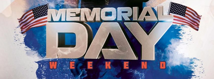 Memorial Day Weekend at Pop!