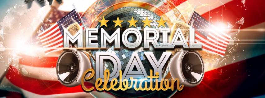 Memorial Day Weekend Friday at Club Prana