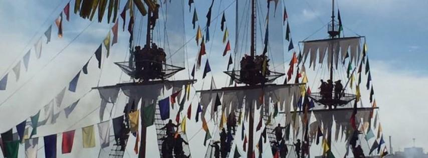 2018 Gasparilla Pirate Fest & Parade of the Pirates