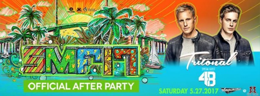 Official SMF 2017 Day 1 After Party w/ Tritonal & 4B – The Ritz