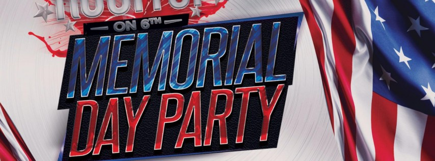 Memorial Day Celebration At Rooftop On 6th Austin Tx