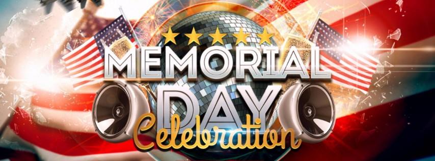 Memorial Day Weekend Saturday at Club Prana