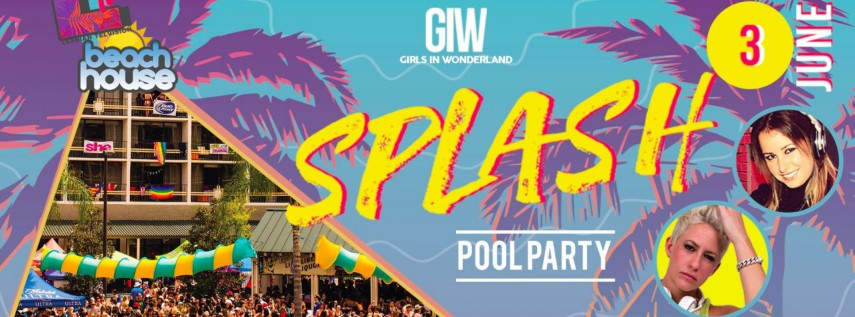 Splash Pool Party | Sheraton Lake Buena Vista Resort