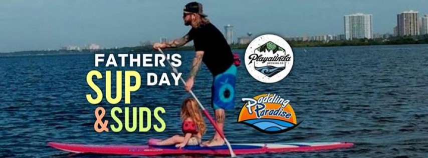 Father's Day SUP & Suds