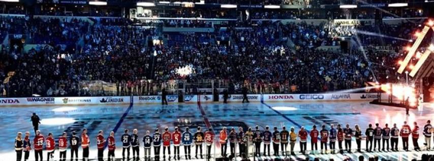 2018 NHL All Star Game