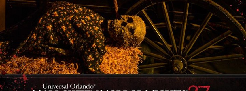 halloween horror nights 27 orlando fl sep 16 2017 630 pm - Halloween Horror Nights In Orlando Florida