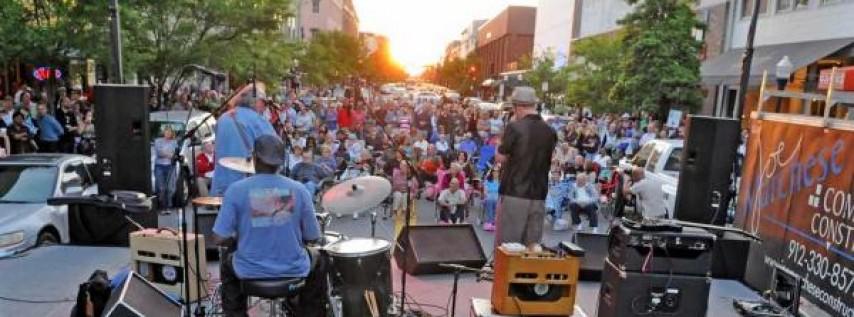 6th Annual Savannah Blues Festival