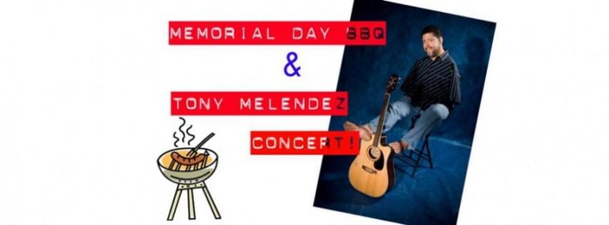 Memorial Day Weekend BBQ & Concert!