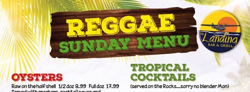 Reggae Sunday Funday