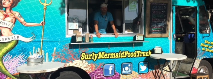 Eat at The Surly Mermaid Food Truck for the 4th of July!