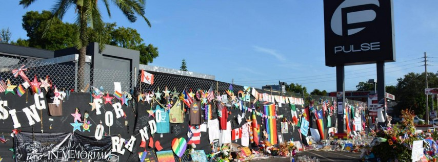 Pulse Nightclub Public Community Gathering Reflections and Remembrance