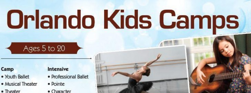 Orlando Kids Camp | Russian Ballet Orlando