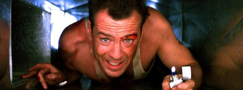 Father's Day BBQ Lunch Buffet featuring Die Hard