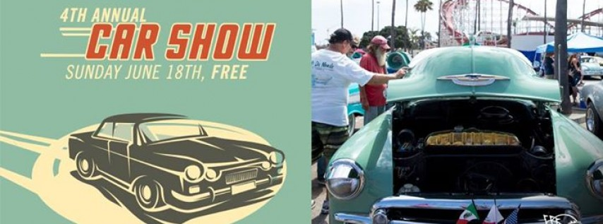 Father's Day Classic Car Show, San Diego CA