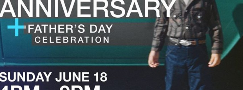 Weldon Jack Anniversary + Father's Day Celebration