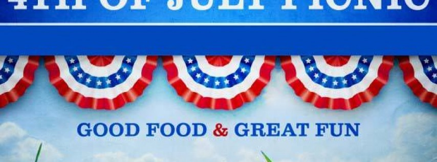 4th of July Picnic in Craig Park