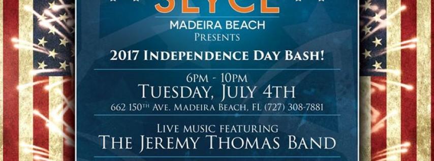 2017 Madeira Beach Independence Day Bash