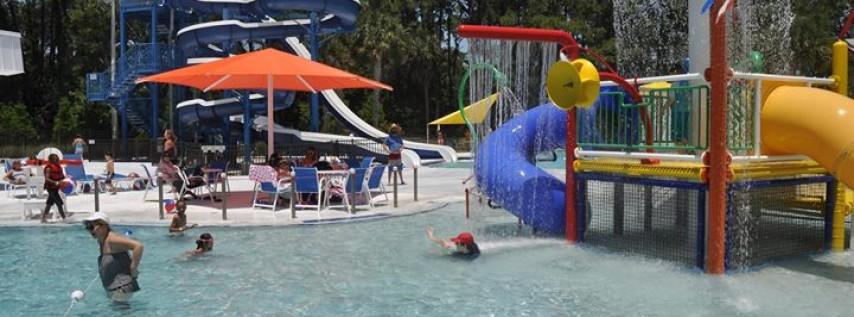 Poolside Picnic at Highland Family Aquatic Center