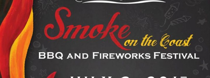 Smoke on the Coast BBQ and Fireworks Festival