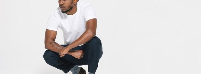 Kendrick Lamar: The DAMN. Tour with YG & D.R.A.M.
