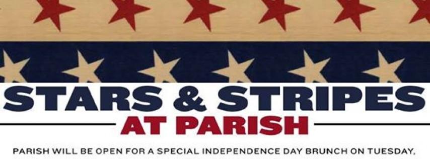 4th of July Brunch at Parish!