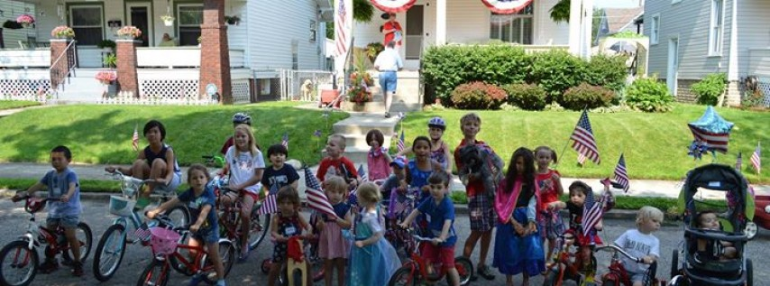 Neighborhood 4th of July Party