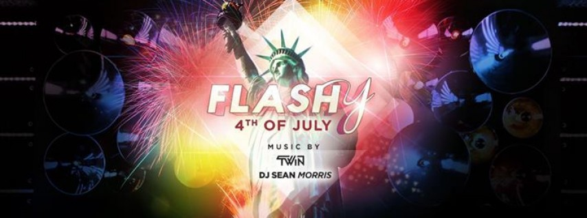 Flashy Monday for 4th of July