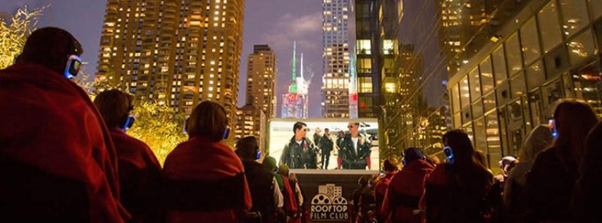 Focus Features Celebrates 15th Anniversary of Spectacular Cinema at Rooftop Cinema Club