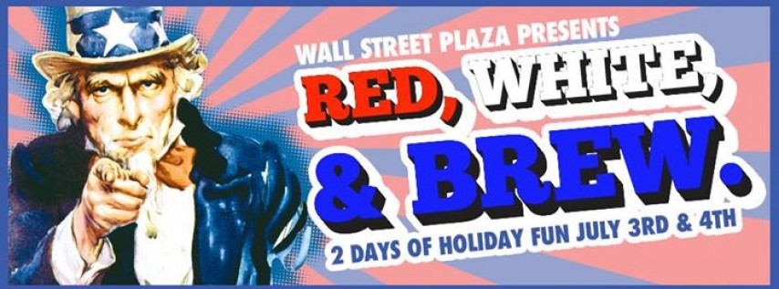Red, White & Brew: July 3rd
