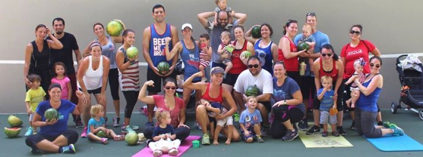 3rd Annual Family 4th of July Watermelon Workout!
