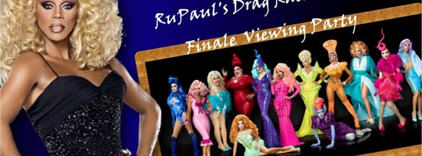 RuPaul's Drag Race Season 9 Finale Viewing Party!