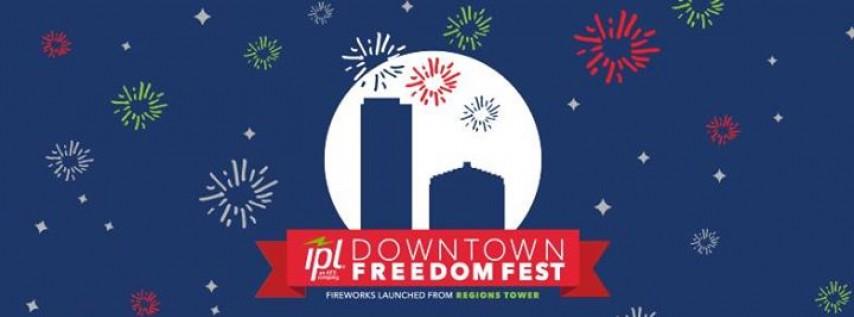 2017 IPL Downtown Freedom Fest