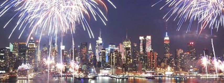 2017 July 4th NYC Fireworks Cruise