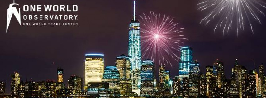 Fourth of July at One World Observatory