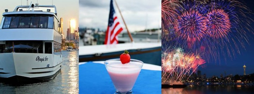 Fourth of July Fireworks Party Cruise