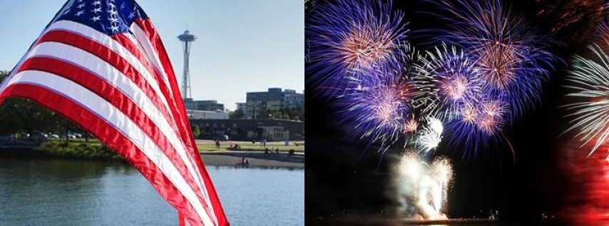 Fourth of July Fireworks Dinner Cruise
