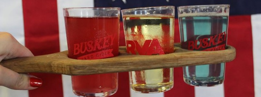Red, White, & Blue CIDERbration!
