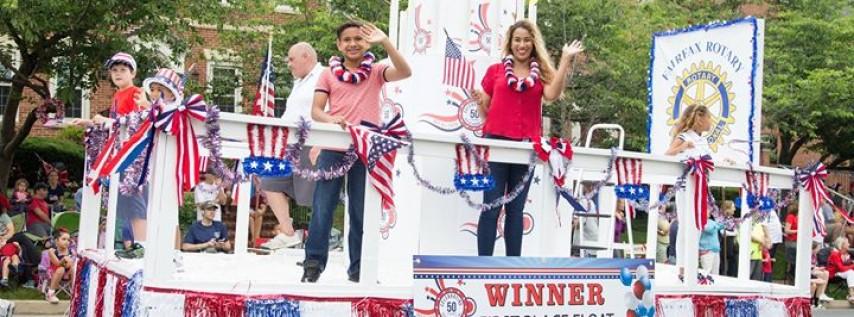 City of Fairfax Independence Day Celebration