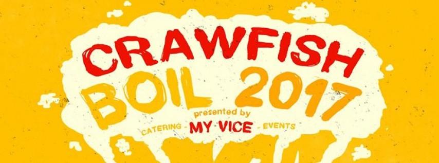 2017 Crawfish Boil