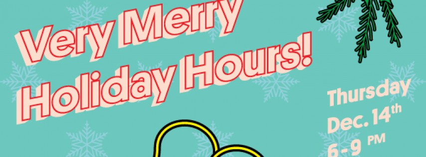 Sip, Shop + Save to Celebrate the Season at the first Meatpacking District 'Very Merry Holiday Hours'