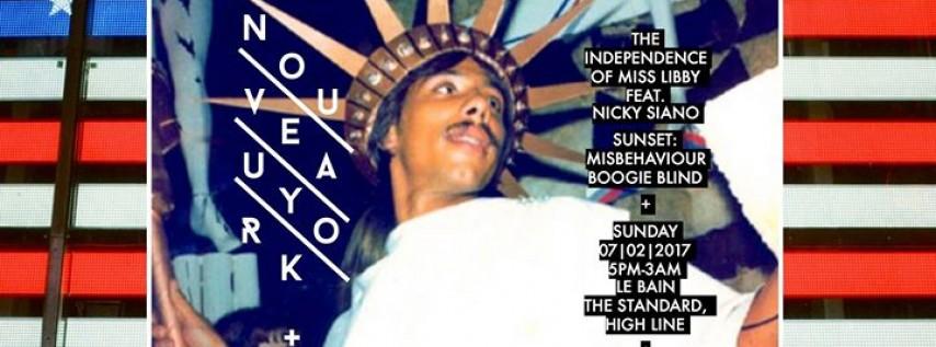 Nouveau York w/ Nicky Siano, Misbehaviour & Boogie Blind