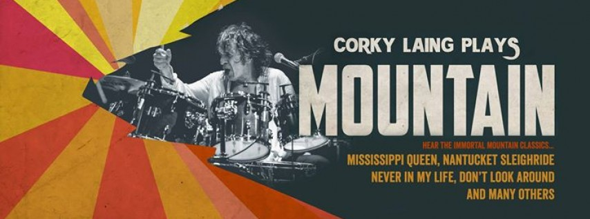 Corky Laing plays Mountain at High Noon Saloon