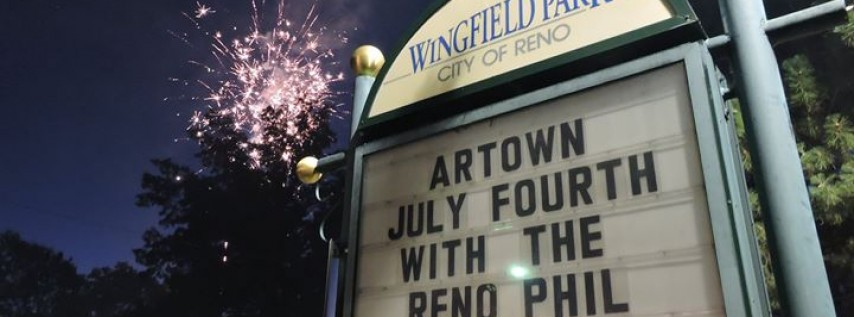 July Fourth with the Reno Philharmonic