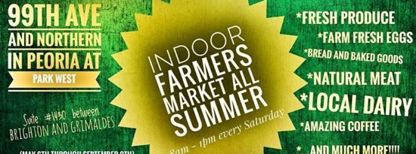 Indoor Farmer's Market 7/1