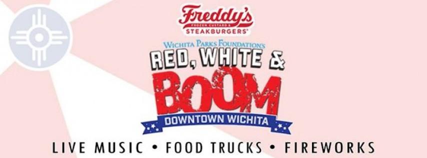 Red, White & BOOM! Presented by Freddy's Frozen Custard