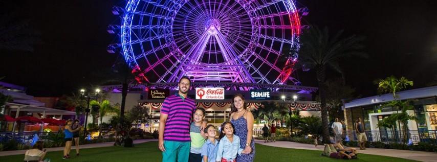 Jul-Eye 4th Celebration | I-Drive 360 Orlando