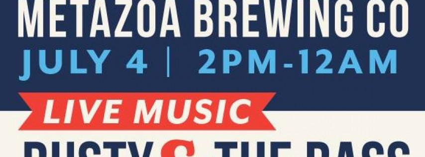 Metazoa 4th of July Block Party